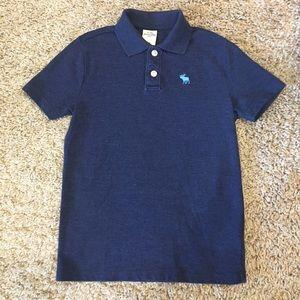 Abercrombie Boys Polo Shirt Size XS (8)